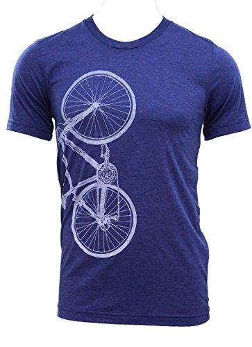 Bike Fitted T-shirt (Big Bike Fitted T Shirt)