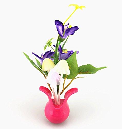 Yueton Lovely Flower Mushroom Control