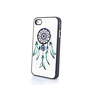 Generic Gypsy Dream Catcher PC Carrying Case for iPhone 4/4S Hard Cover Protector Matte