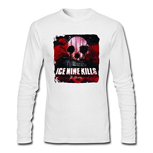 sajoph-mens-ice-nine-kills-the-burning-long-sleeve-t-shirt-size-xxl-white