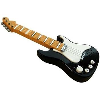 rockstar mini electric finger guitar electronic musical toy toys games. Black Bedroom Furniture Sets. Home Design Ideas