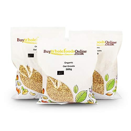 Organic Oat Groats 2 5kg (Buy Whole Foods Online Ltd ) - Buy Online