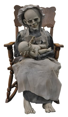 Halloween FX Lullaby Animated Prop]()