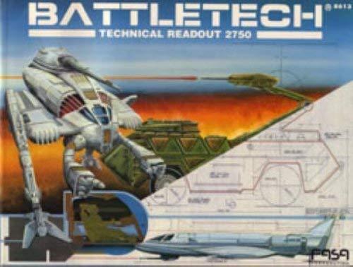 Battletech: Technical Readout : 2750