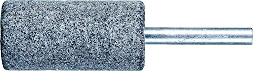 Grit 30 Medium Silicon CarbideVitrified Mounted Point With 1//4 Shank PFERD 31062 A11