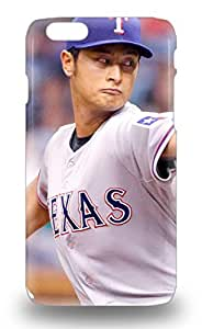 Snap On 3D PC Case Designed For Iphone 6 MLB Texas Rangers Yu Darvish #11 ( Custom Picture iPhone 6, iPhone 6 PLUS, iPhone 5, iPhone 5S, iPhone 5C, iPhone 4, iPhone 4S,Galaxy S6,Galaxy S5,Galaxy S4,Galaxy S3,Note 3,iPad Mini-Mini 2,iPad Air )