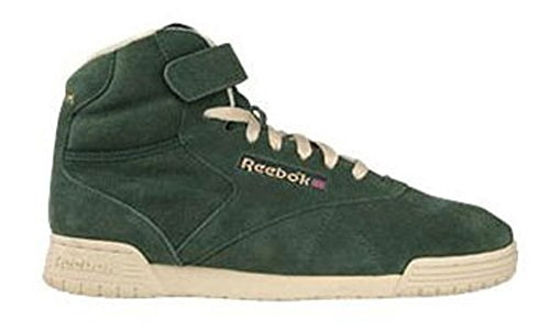 Reebok Ex O Fit HI Clean Vintage. Nubukleder. EUR 405 US 8 UK 7 26 cm