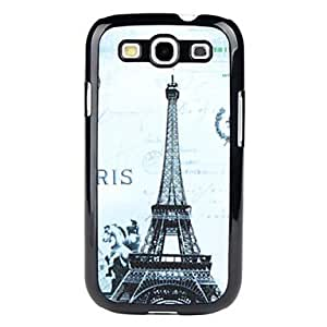 GJYTower Pattern Hard Case for Samsung Galaxy S3 I9300