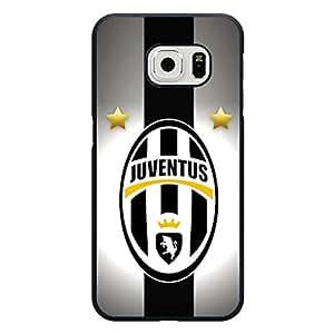 Juventus Samsung Galaxy S6 Edge Phone Case Official Classical Juventus Football Club Logo Customized FC Phone Cover
