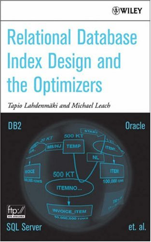 Download Relational Database Index Design and the Optimizers Pdf