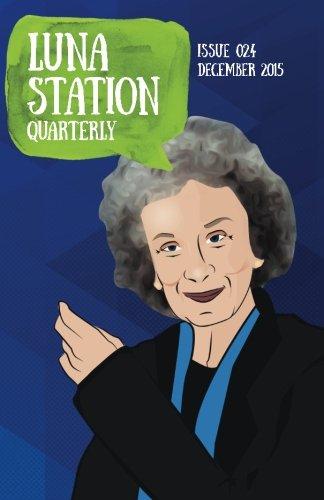 Luna Station Quarterly Issue 024 (Volume 24)