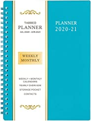 2020-2021 A5 Academic Planner