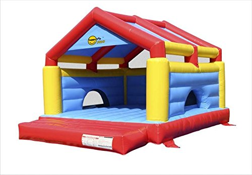 Bouncy Castle - Super Inflatable Castle - Happy Hop