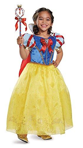 Snow White Costume Design (Storybook Snow White Prestige Costume - Small (4-6x))