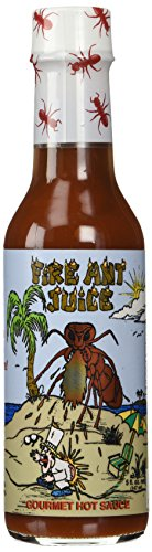 Sauce Lace (Fire Ant Juice Hot Sauce)