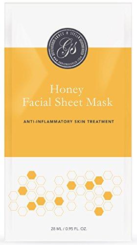22 opinioni per Grace & Stella Co. Miele maschere facciali per liscia, giovanile della pelle-