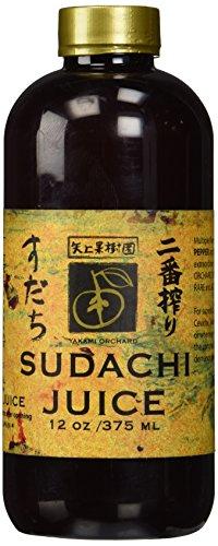 Yakami Orchard 100% Pure Japanese Sudachi Juice, 12 Ounce