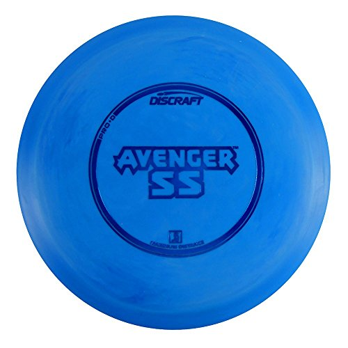 Discraft Pro D Avenger SS Distance Driver Golf Disc [Colors May Vary] - 173-174g