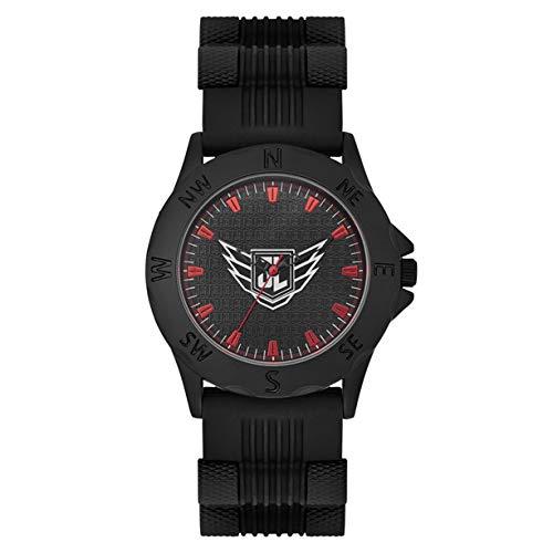 DC Comics Superhero Justice League - Reloj para Hombre: Amazon.es: Relojes