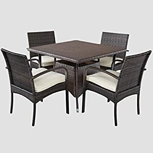 41c-gbjxefL._SS300_ Wicker Dining Tables & Wicker Patio Dining Sets