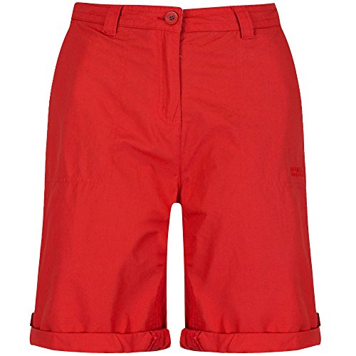 corallo Corti Away Regatta Sail Donna Great Wildshores rossore Pantaloni Outdoors xwq8YO