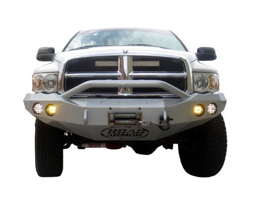 road armor bumper for dodge - 3