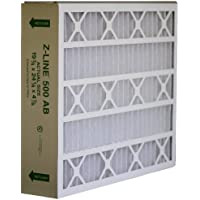Glasfloss Industries ABP20255AC2PK Z-Line Series 500 AB MERV 10 Air Cleaner Replacement Filter Option, 2-Case
