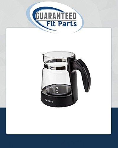 Mr Coffee Cafe Latte Pitcher