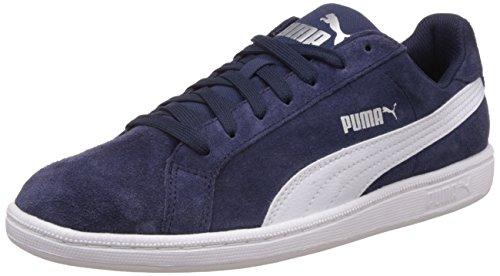Puma Smash Sd, Zapatillas Hombre, Azul / Blanco, 42.5 EU