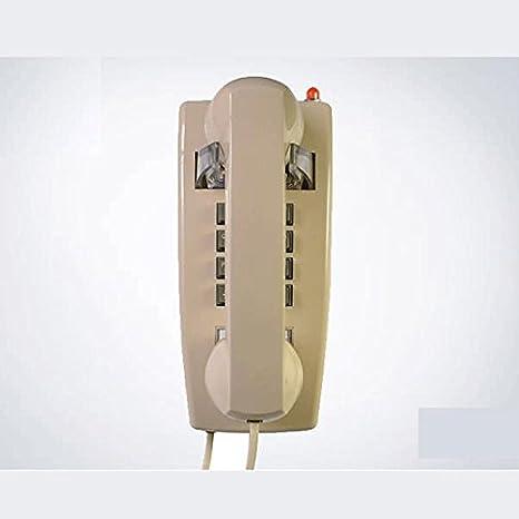 und WeiseHandy Mobeka Einfacher amerikanischer und europ/äischer Art-Knopf-Antike-Weinlese-/örtlich festgelegtes Telefon-antikes Telefon-amerikanischer mechanischer Klingeln kreativer Art