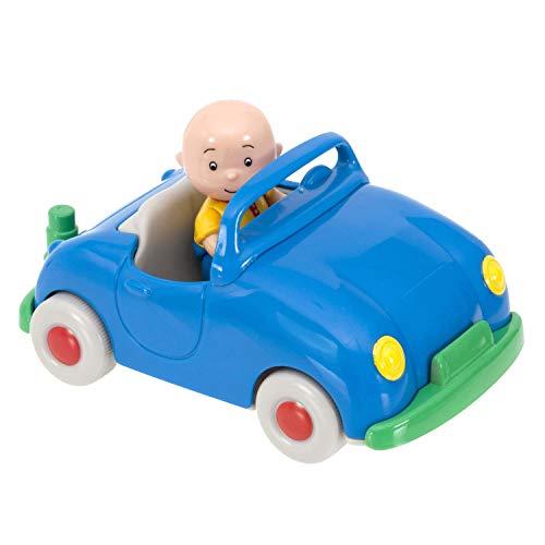 Caillou Classic Pull & Go Car