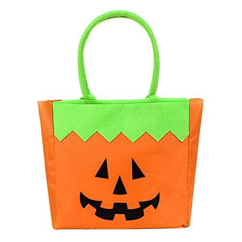 ERANLEE Halloween Trick or Treat Bag Candy Halloween