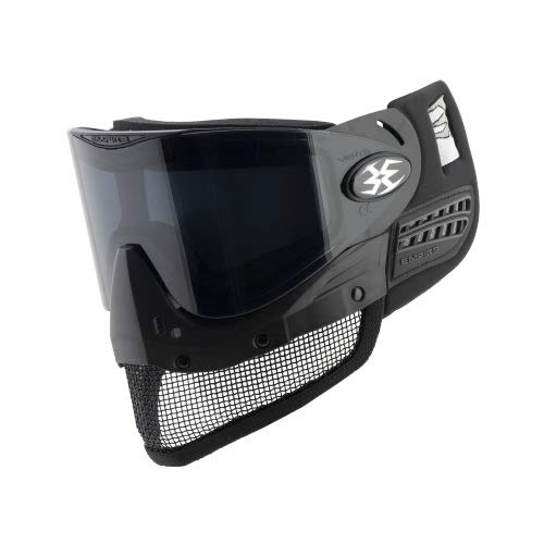 Empire E-Mesh Airsoft Goggle System (Black - Thermal Smoke Lens) by Empire