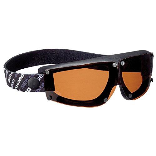 Pwc Sea Doo (Sea-Doo New OEM PWC Black Amphibious Riding Goggles, 4485650090)