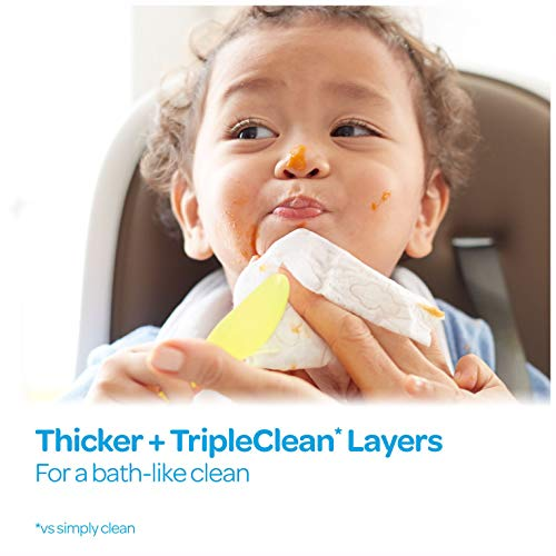 Unscented Aromatic Flavor Friendly Huggies Simply Clean Baby Wipes 3 Packs Of 64 192 Ct