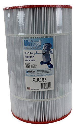 Unicel C9407 Replacement Filter Cartridge for 75 Square Foot