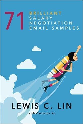 71 brilliant salary negotiation email samples lewis c lin
