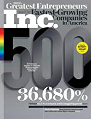 Inc., the magazine for growing companies, delivers real solutions for today's innovative business builders. With information and advice covering virtually every business and management task, including marketing, sales, finding capital and man...