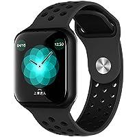 BEESCLOVER F8 Smartwatch Multifunctional Waterproof Blood Pressure Sleep Monitoring Smart Watch black Creative lifestyle