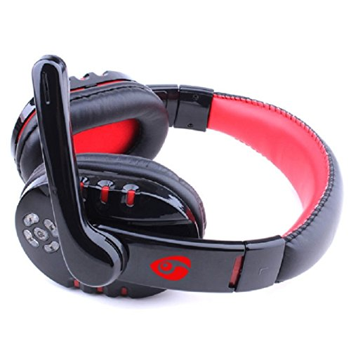 Fullkang Wireless Bluetooth Gaming Headset Earphone Headphone for Sony PS3