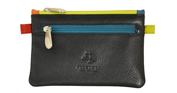 Amazon.com: Visconti CORA – CP2 Multi Colored cartera Mini ...