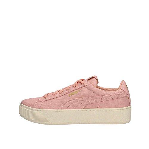 365603 02 Rosa Puma Sneakers Vikky Beige Cv Platform vZwvqYx10