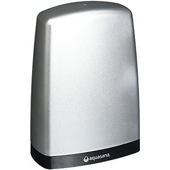 Aquasana Countertop Drinking Water Filter System Chrome