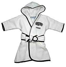 Personalized San Antonio Spurs Baby Robe