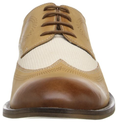 Stacy Adams Mens Roulette Oxford Taupe