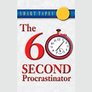 The 60 Second Procrastinator Audiobook