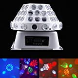 stage lighting 30W Mushroom Magic Ball LED Crystal Light, Master/Slave / DMX512 / Auto Run/Sound Control Modes, AC 220V