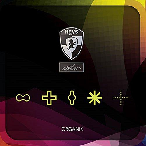 Heys - Künstler Karim Rashid Organik Trolley mit 4 Rollen Medium