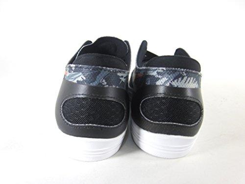 Nike Lunar Oneshot Sb Weltmeisterschaft Special Edition Turnschuhe, schwarz / orange, Gr