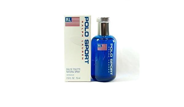 Polo Sport 75 ml Eau de Toilette para hombres: Amazon.es: Belleza
